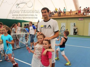 Donskoy w/ girls